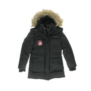 Canada Weather Gear Womens 3-in-1 Hooded Parka - XL