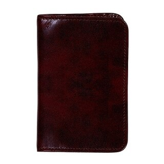 Scully Planner Italian Leather Personal Notebook