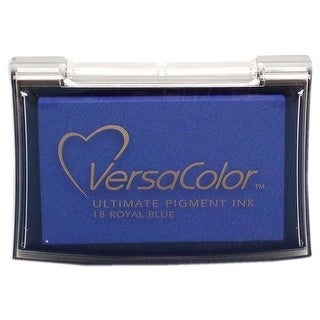 VersaColor Pigment Ink Pad Large Royal Blue