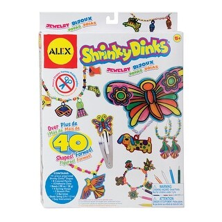 Shrinky  Jewelry