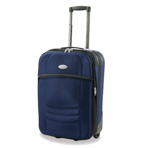 AMKA Voyage 20 in. Carry-On Expandable Rolling Suitcase