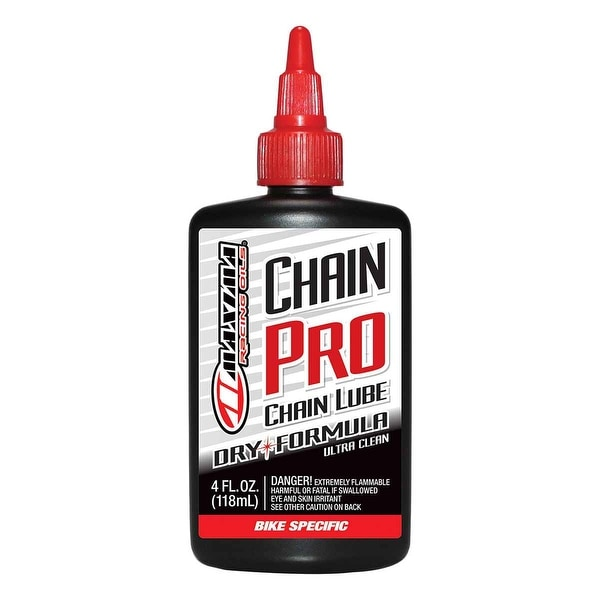 Treadmill Dry Lube: Shop Maxima Racing Oil Lube Maxima Bike Chain Pro Dry 4Oz