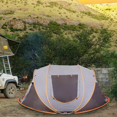 4-6 Persons Dome Tent for Outdoor