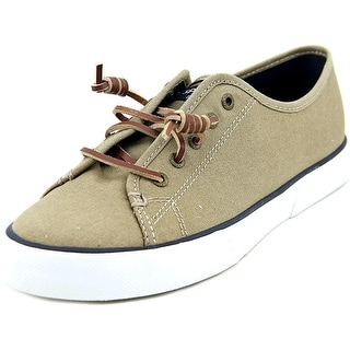 Sperry Top Sider Pier View Canvas Round Toe Canvas Sneakers