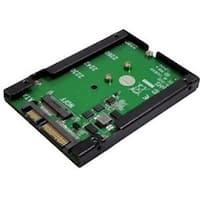 Addonics AD25M2SSD 2.5 in. M2 Flash Drive Kit, Black