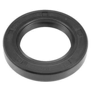 Oil Seal, TC 40mm x 64mm x 10mm, Nitrile Rubber Cover Double Lip - 40mmx64mmx10mm