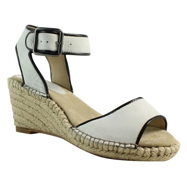047fe921b2d Shop Johnston   Murphy Womens Angela White Espadrilles Size 6 - Free ...
