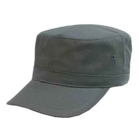 Basic G.I. Cap Charcoal