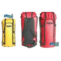 North49 Wildwater Dry Pack 75L, Waterproof, PVC Canoe Pack