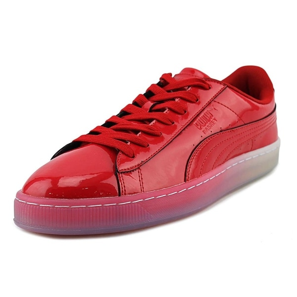 Puma Basket Patent Ice Fade Men Barbados Cherry