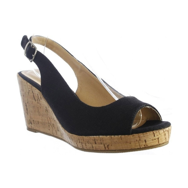 City Classified Women Charla Sandals
