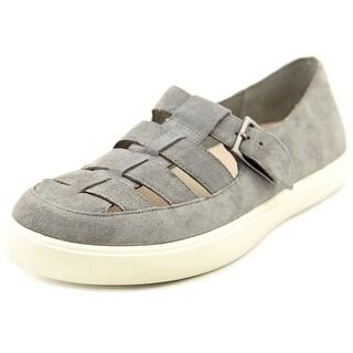 Naya Juniper Round Toe Suede Sneakers
