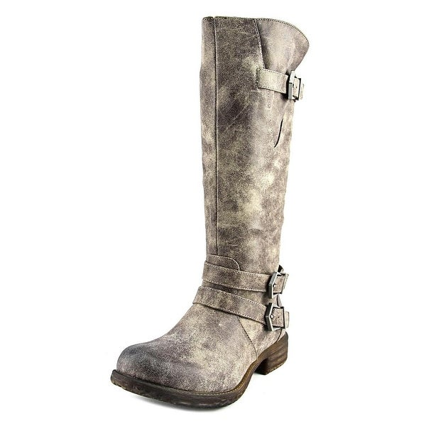 2 Lips Too TOO FLOPPY Women Taupe Boots