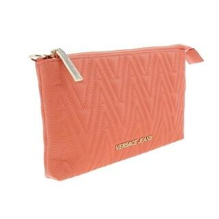 Versace EE3VRBPY1 Coral Wallet on Chain - 9-5.5-1