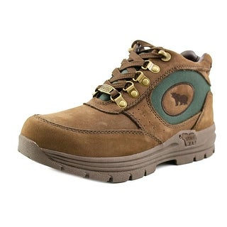 BearTec Bean Youth Round Toe Suede Brown Boot
