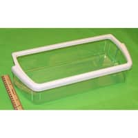 NEW OEM Maytag Refrigerator Door Bin Basket Shelf Originally Shipped With MSD2669KEY00, MSD2669KEY01, MSF22C2EXB00