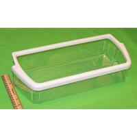 NEW OEM Maytag Refrigerator Door Bin Basket Shelf Originally Shipped With MSF25D4XAM00, MSF25D4XAW00