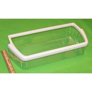NEW OEM Whirlpool Refrigerator Door Bin Basket Shelf Originally Shipped With GD2LHGXLB01, GD2LHGXLT04, GD2SHAXLB00