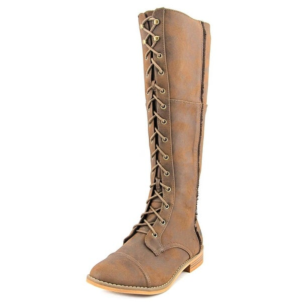 Rocket Dog Menlo Graham Round Toe Synthetic Knee High Boot
