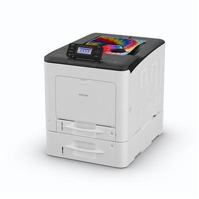 Ricoh Corp. - 408164 - Sp C360dnw Color Led Printer