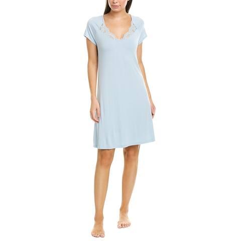 Fleur't Lace-Trim Sleepshirt