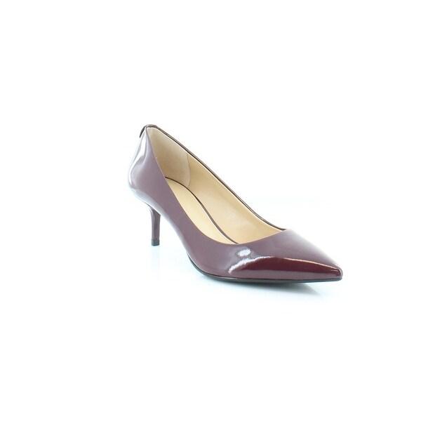 fd56a40fd7d Shop Michael Kors MK Flex Women s Heels Plum - 7.5 - Free Shipping ...