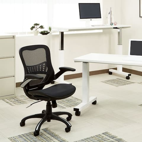 Office Star Mesh Ergonomic Manager's Chair