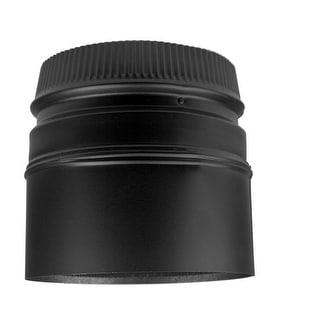 "Selkirk DSP6SA-1 Collar Stove Pipe Adapter, 6"""