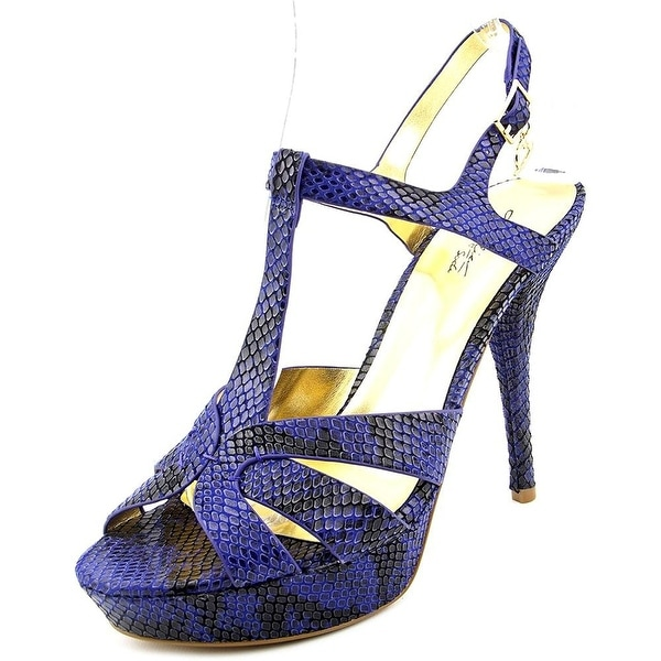 Thalia Sodi Womens Raquell Open Toe Special Occasion Ankle Strap Sandals