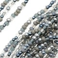 Czech Seed Beads Mix Lot 11/0 Silver Wares Silver Mix- 1/2 Hank - Thumbnail 0