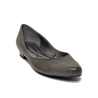 Andrew Geller Petula Women's Flats & Oxfords Dark Grey