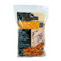 GrillPro 250 Alder Barbecue Wood Chips, 2 Lbs