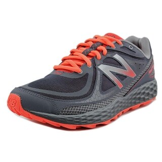 New Balance MThiers Men Round Toe Synthetic Black Trail Running