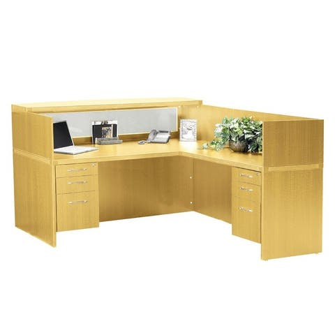 Esteem Reception Desk Counter