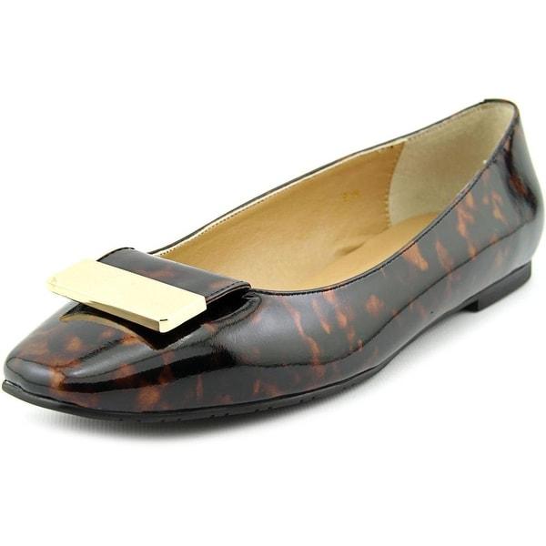Vaneli Jalo Round Toe Synthetic Flats