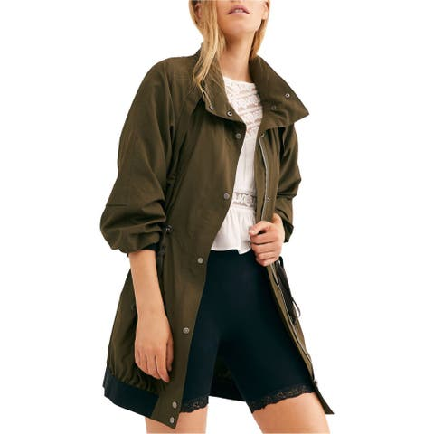 Free People Womens Windswept Jacket