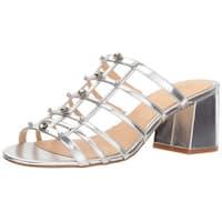 Badgley Mischka Jewel Women's Thorne Slide Sandal - 8.5