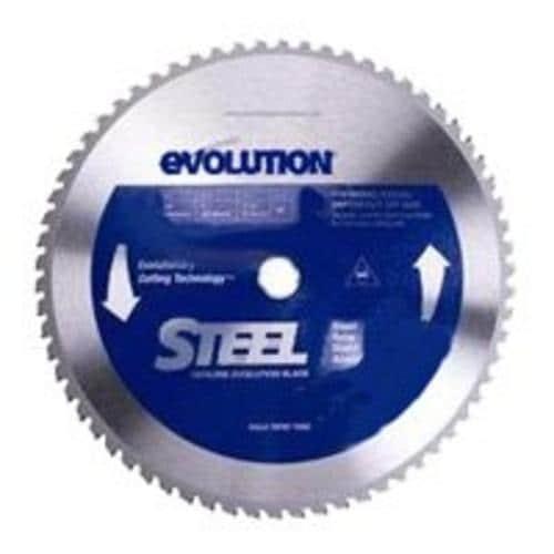"Evolution Power Tools 10BLADEST Circular Saw Blade 10/"""