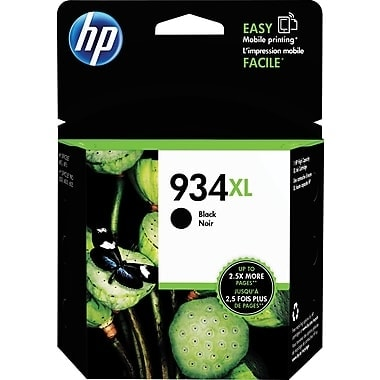 HP 934XL Black Ink Cartridge High Yield C2P23AN