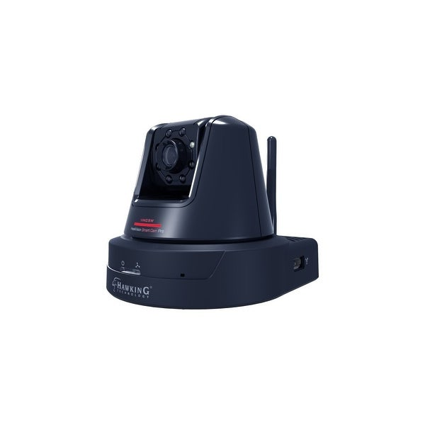 Hawking Technology HNC5W Hawking HawkVision HNC5W Network Camera - Color - Board Mount - 1280 x 1024 - CMOS - Wireless, Cable -