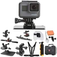GoPro Hero 5 Black (CHDHX-501) All In One Hard Case Pro Action Kit
