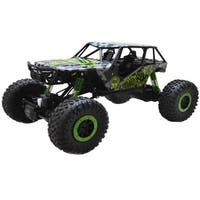 Costway 4 Wheel RC Car Drive Rock Crawler Radio Remote Control