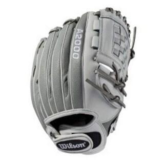 """Wilson Fastpitch Softball 12"""" Glove Mitt Pitcher A2000 P12 2019 Super Skin RHT"""
