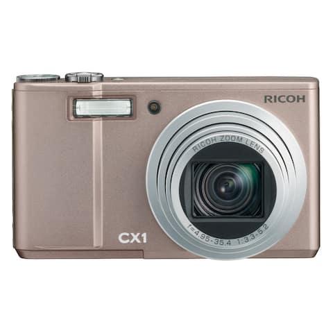 Ricoh Caplio CX1 (Pink) Digital Camera