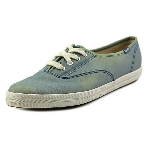 Keds CH Convertible Round Toe Canvas Sneakers