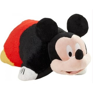 "Disney Mickey Mouse 30"" Jumbo Plush Pillow Pet"