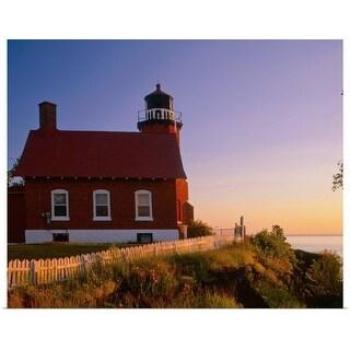 """Lighthouse"" Poster Print"