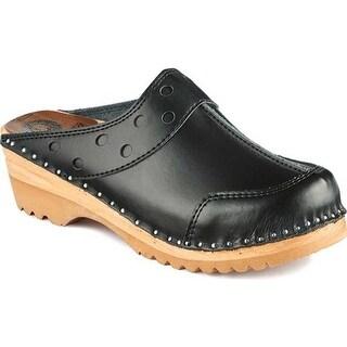 Troentorp Bastad Clogs Women's Durer Black
