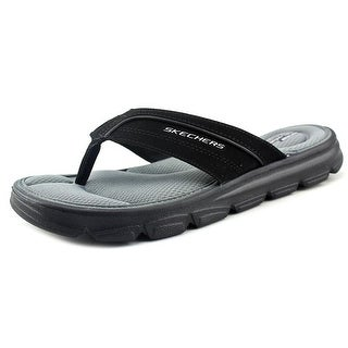 Skechers Wind Swell-Sand Diver Open Toe Synthetic Flip Flop Sandal