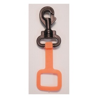 Octopus Holder w/Clip Holder Orange